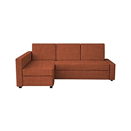 TLYESD Friheten Slipcover For The IKEA With Chaise Corner Cover Sofa Bed Sectional