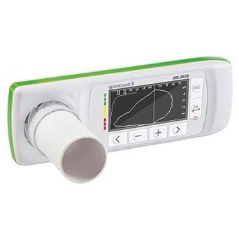 Spirobank II Basic Espirómetro Mir, Software winspiroPRO - O2-Med