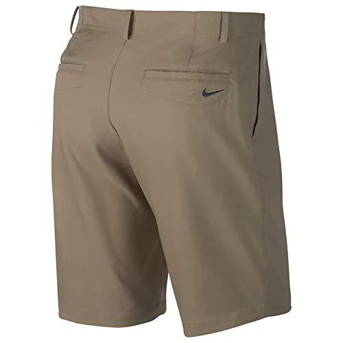 Nike Men's Regular-Fit Dri-FIT Performance Golf Shorts Khaki (40) (Shorts Golf Dri Nike Fit)