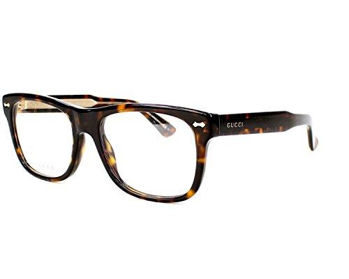 Optical frame Gucci Acetate Havana (GG 1135 (Dark Havana Frame)