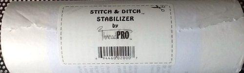 Stitch & Ditch Stabilizer By Thread Pro ~ 8