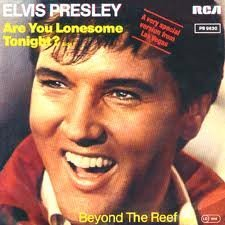 Elvis Presley - Elvis Presley - Are You Lonesome Tonight? / Beyond The Reef - Rca Victor - Pb 9630 - Zortam Music