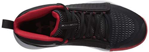 Silver Armour Mod Torch Ua Under 004 004 Hombre Para Zapatos De Gray Metallic Baloncesto black Negro O4pqq