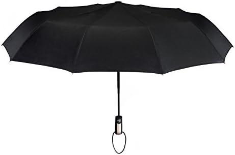 Yoji Black Automatic Compact Umbrella product image