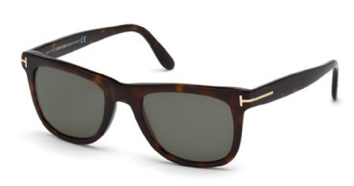 664689602933 - Tom Ford Leo 336 Wayfarer Leo  Havana Polarized carousel main 0