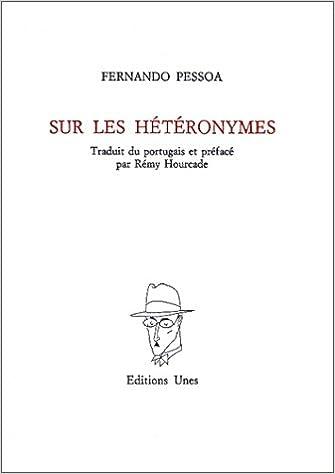 Livres Sur les hétéronymes pdf
