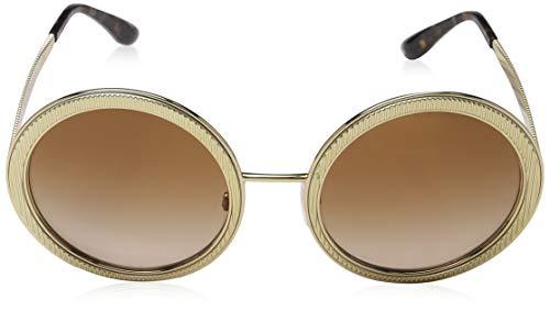Browngradient para mujer Gafas sol de amp; Gabbana Gold Dolce Dorado qRz4Xn