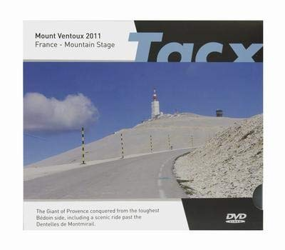 Tacx Real Life Mont Ventoux DVD for Virtual Reality -