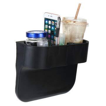 (Car Seat Crevice Storage Box Cup Holder for 1 3 Series E36 E39 E46 E60 E90 Z4 Z3 328i 335 - Interior Accessories Car Storage Supplies)