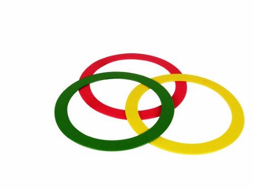 Juggling Rings Set - 7