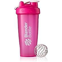 Amazon.com: pink shaker bottles