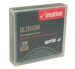 Imation 26592 Tape Lto Ultrium-4 800gb/1600gb by Imation