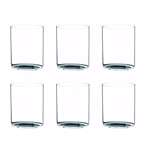(Riedel H2O Classic Bar Old Fashioned Whiskey Glass, Set of 6)