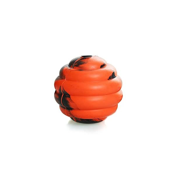 XPangle Dog Training Ball on a Rope – Durable Natural Solid Dog Ball Toy Rubber Exercise and Reward Tool – Medium Size… Click on image for further info. 5