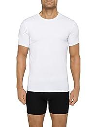 Calvin Klein Men's 2-Pack Stretch Crew-Neck T-Shirt