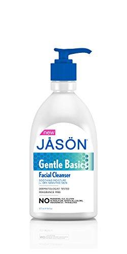 Jason Gentle Basics Facial Cleanser, 16 Fluid