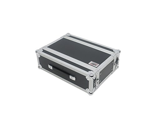 OSP Cases | ATA Road Case | 3-Space Effects Rack | 10'' Deep | RC3U-10 by OSP