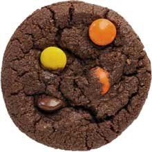 Otis Spunkmeyer Sweet Discovery chocolate with reeses pieces Cookies Dough, 1.33 Ounce -- 240 per case