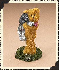 Patty and Fifi ................ Boyd Resin 229506 by Bears & Hares You Can Trust........ Puppy Paws and ()