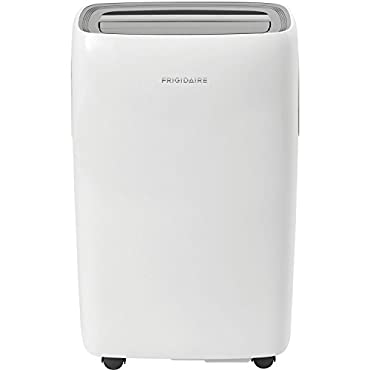 Frigidaire FFPA1022T1 White 10, 000 BTU Portable Air Conditioner with Remote