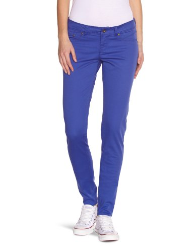 Quiksilver Pant Kassia Flat - Pantalones deportivos para mujer Violet Blue