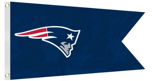 NFL New England Patriots Boat Flag