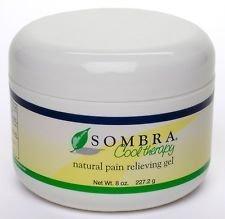 (Sombra Cool Therapy Gel 8 oz. Jar)