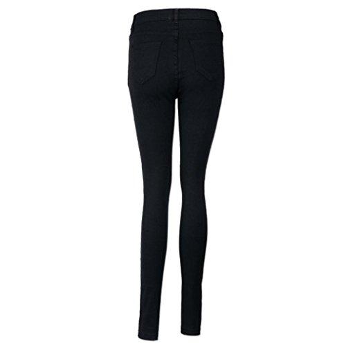 Nero Con Strappati In Vita Slim Estate Sexy Alta Jeans Denim Donne A Pantaloni Ashop Donna Donna Jeans Primavera Autunno Skinny UqOwWxHa