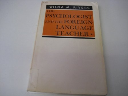 Psychologist and the Foreign-Language Teacher