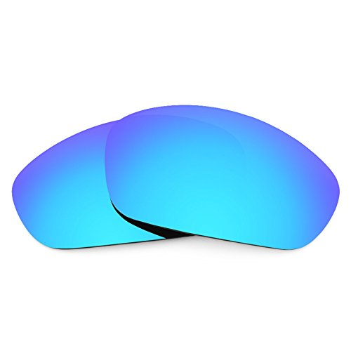 Revant Replacement Lenses for Oakley Straight Jacket (2007), Non-Polarized, Ice Blue ()