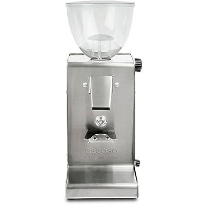 Ascaso 2CSin I-Steel Espresso Grinder - Conical Burr