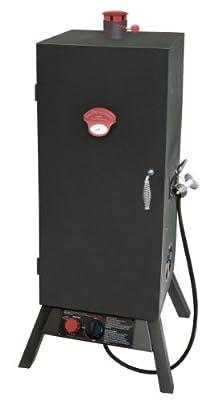 Landmann USA 3495GW Smoky Mountain Vertical Gas Smoker, 34-inch by Landmann USA