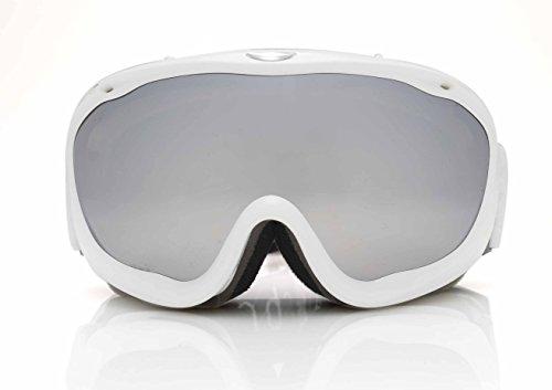Sol Alpine Dawn Patrol winter bike goggles w/ chrome - Sol Eyewear