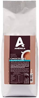 Achocolatado em Pó s/ Ad. Açúcar América - Pac. 1,010 Kg