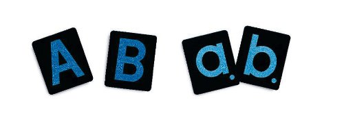 (Ideal School Supply Tactile Letters Kit)