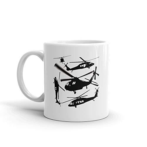 (Black Ops Cup Coffee Or Tea Coast Guard Favorite Drink Mug Ceramic 11 Oz)