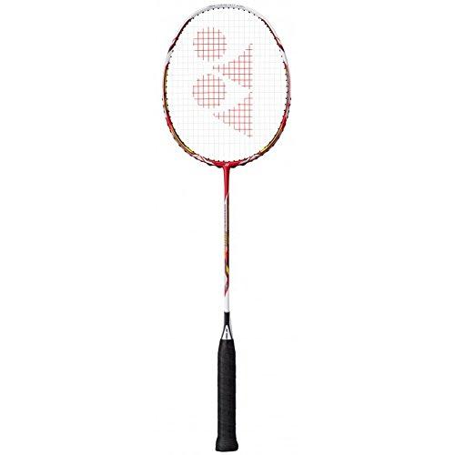 Yonex NanoRay 300 Badminton Grey/Red - (4U, G4)