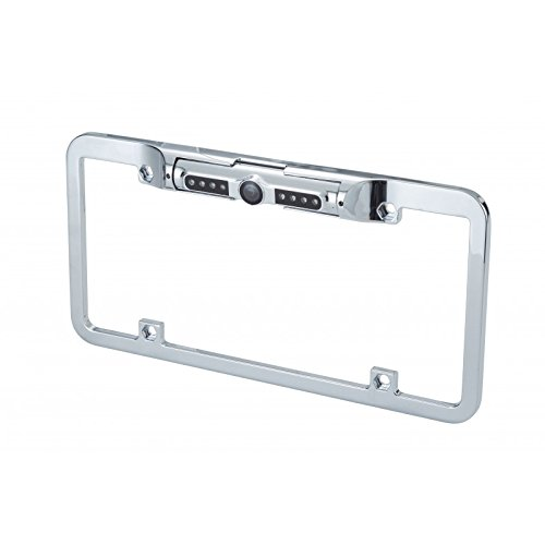 - EchoMaster Full Frame License Plate Mount Camera with Night Vision Mirror Image (Cam-LF2C-N)
