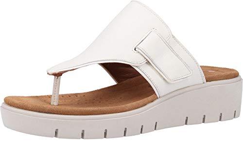 Pour Clarks Femme Pour Femme Blanc Pour Sandales Sandales Clarks Clarks Sandales Blanc BEqtaxwE