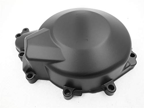 Engine stator cover for 2003-2005 Yamaha YZF-R6 Crankcase Left Black by XKH