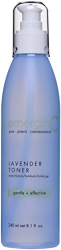 Price comparison product image emerginC - Lavender Toner, 240ml / 8.1oz