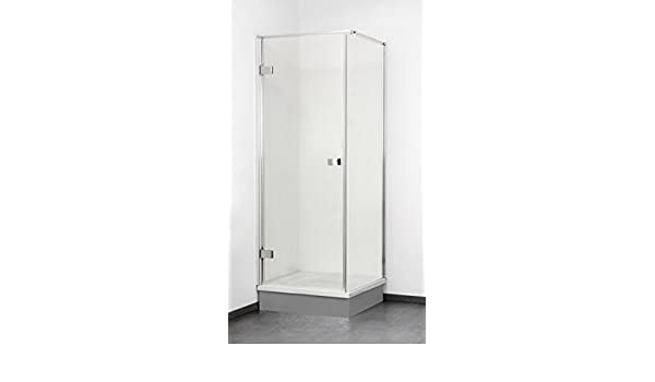 Galdem Mampara Luxury 8 mm ducha cabina de ducha de cristal (Cristal de Seguridad & antical (Recubrimiento de suciedad baño baño: Amazon.es: Bricolaje y herramientas
