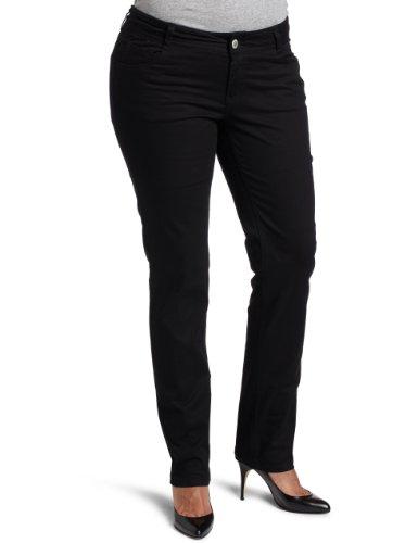 Southpole Juniors Plus Size BASIC Uniform Low Rise Skinny Pant,Black,14