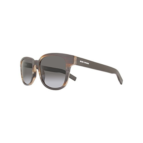 Sol Mtbrw Black Bw para Hombre Gafas BO 52 Orange S Brown de Hrnwal NR Boss Marrón BU0 0193 H84Zwxq