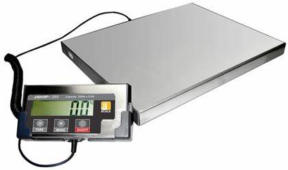 Jennings Bilancia piattaforma pèse-colis pesatura entrepot 150kg x 100g JSHIP332
