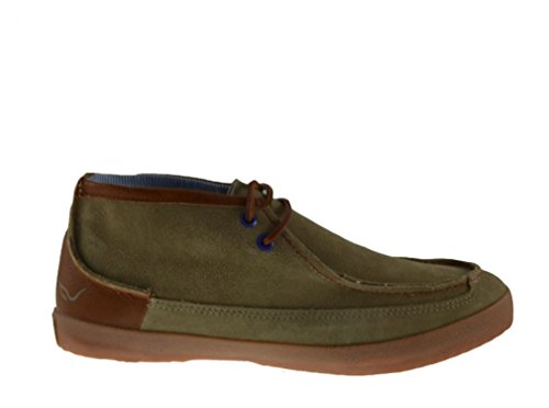 Dispair Oxo Chaussures en daim Marron