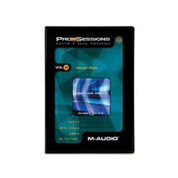 M-Audio ProSessions-Vol 13 Vector Field (Standard) for sale  Delivered anywhere in USA