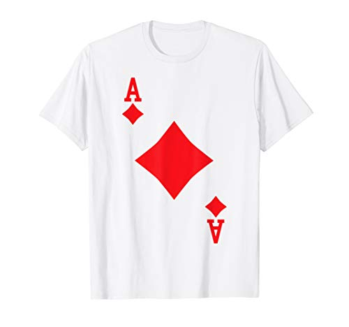 Group Office Halloween Costumes Ideas (Ace of Diamonds - Playing Card Halloween Costume)