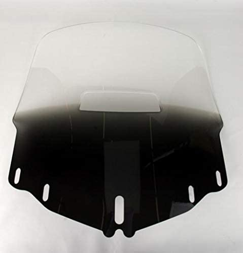 National Cycle V-Stream Windshield W//Vent Opening 25.75 GL1500