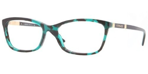 Versace Women's VE3186 Eyeglasses